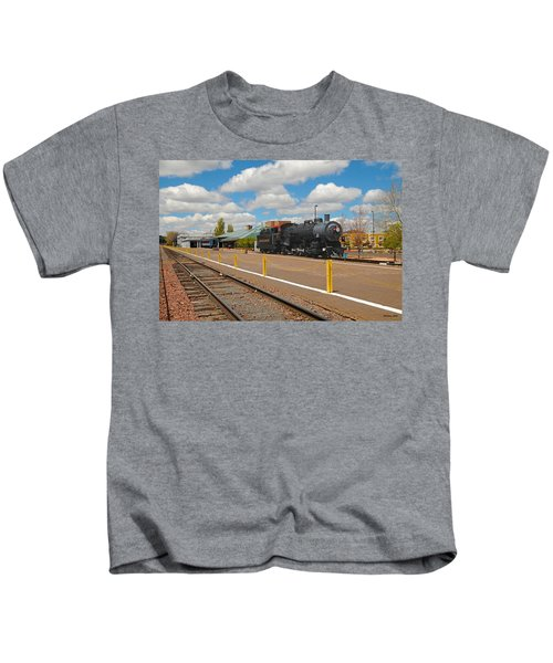 Grand Canyon Railway Kids T-Shirt