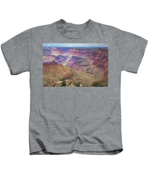 Grand Canyon Suite Kids T-Shirt