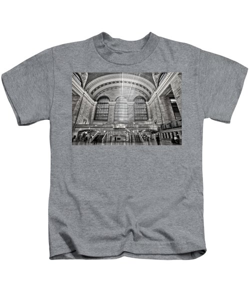 Grand Central Terminal Station Kids T-Shirt