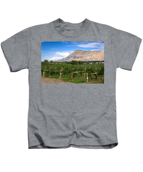 Grand Valley Vineyards Kids T-Shirt