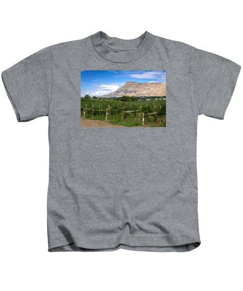 Grand Valley Vineyards Kids T-Shirt