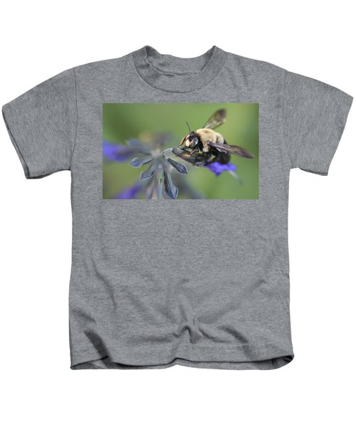 Grape Juice Kids T-Shirt
