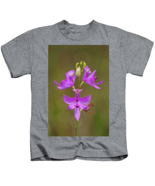 Grasspink #1 Kids T-Shirt