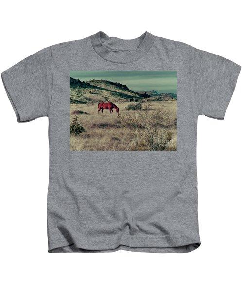 Grazing Solo Kids T-Shirt