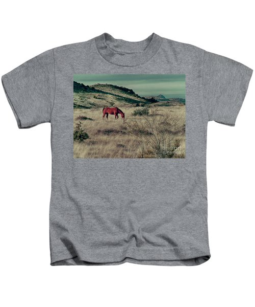 Grazing Solo Kids T-Shirt