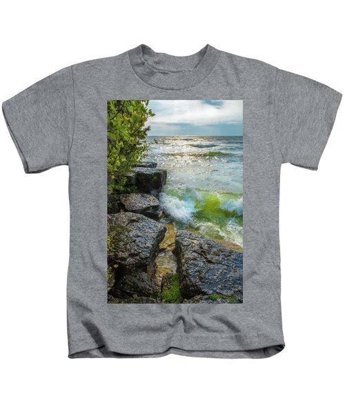 Great Lakes Kids T-Shirt