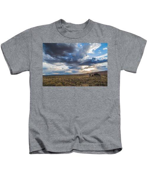 Great Sand Dunes Stormbreak Kids T-Shirt
