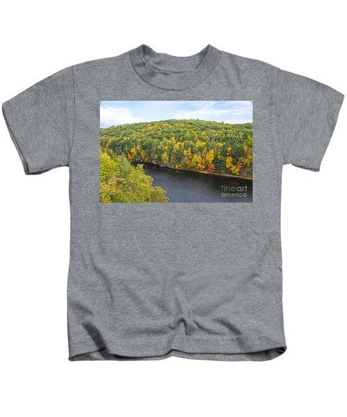 Green Mixture Kids T-Shirt