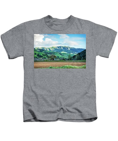 Green Mountains Kids T-Shirt