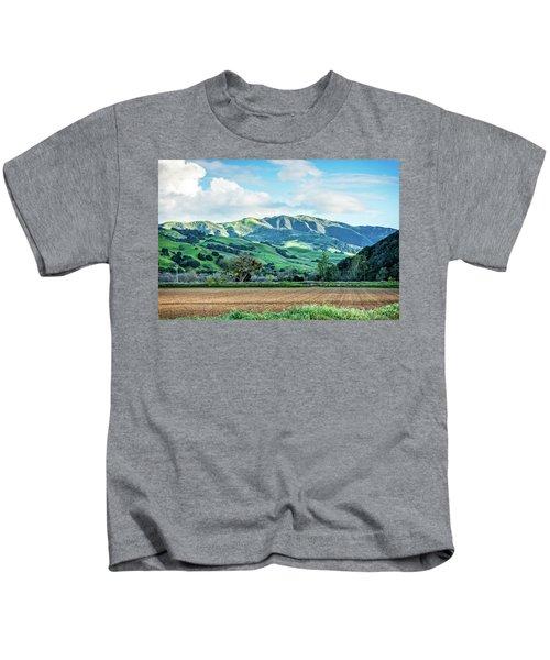 Green Mountains Kids T-Shirt