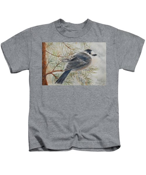 Grey Jay Kids T-Shirt
