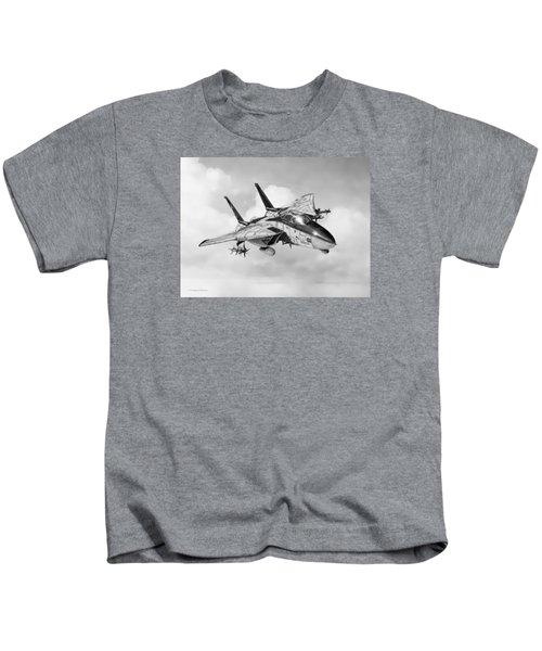 Grumman F-14 Tomcat Kids T-Shirt