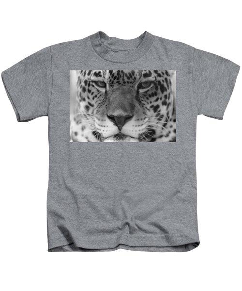 Grumpy Tiger  Kids T-Shirt