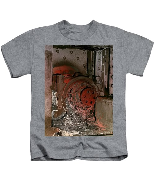 Grunge Gear Motor Kids T-Shirt