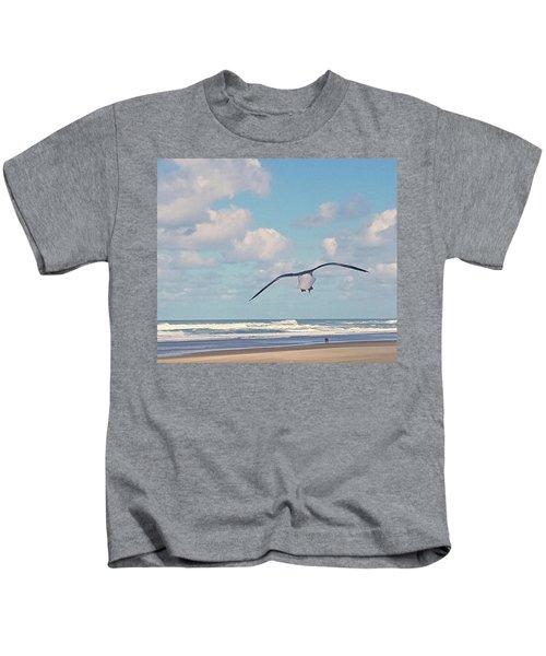 Gull Getaway Kids T-Shirt