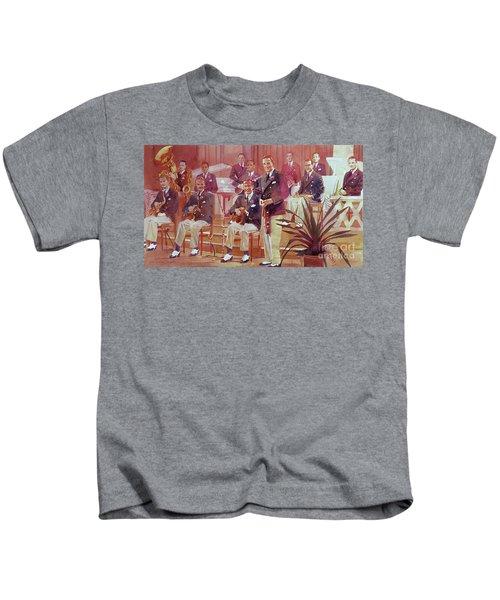 Guy Lombardo The Royal Canadians Kids T-Shirt