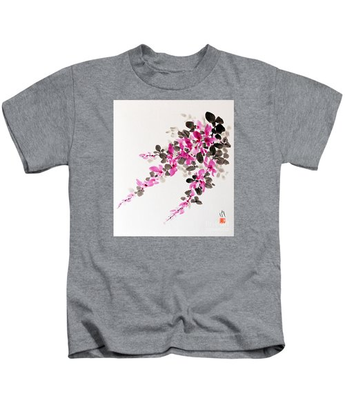 Hagi / Bush Clover Kids T-Shirt