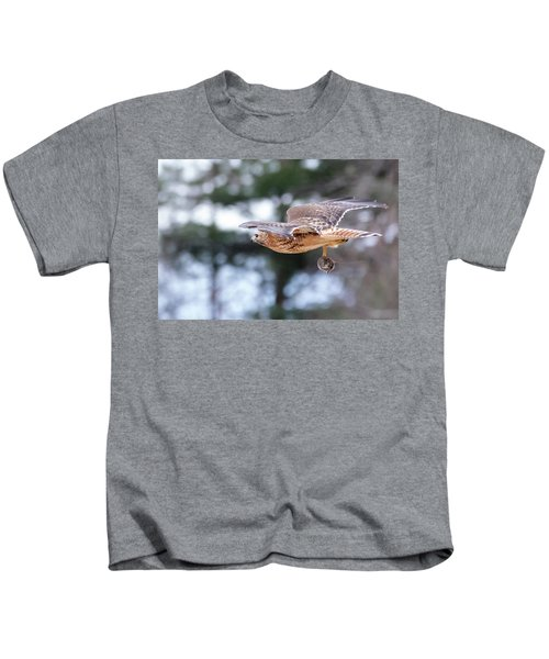 Hal Picking Up Dinner 2 Kids T-Shirt