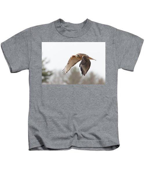 Hal Takes Flight Kids T-Shirt