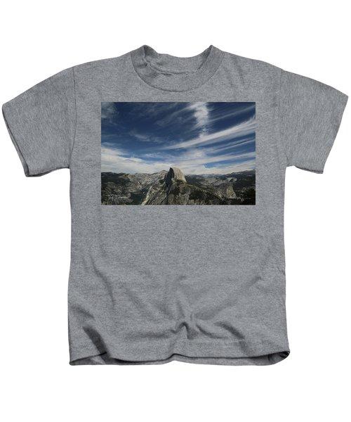 Half Dome Sky Kids T-Shirt