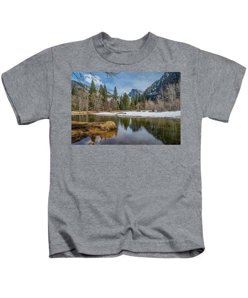 Half Dome Vista Kids T-Shirt