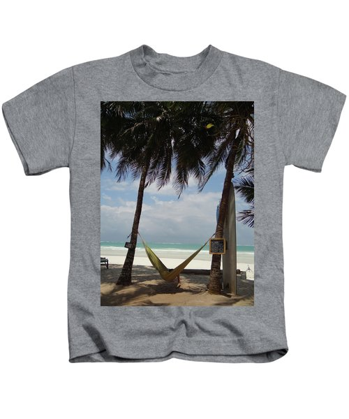 Hammock Time Kids T-Shirt