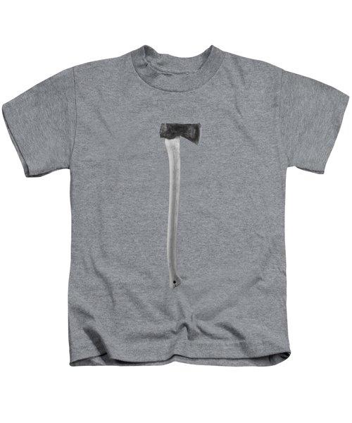 Hand Forged Axe II Kids T-Shirt