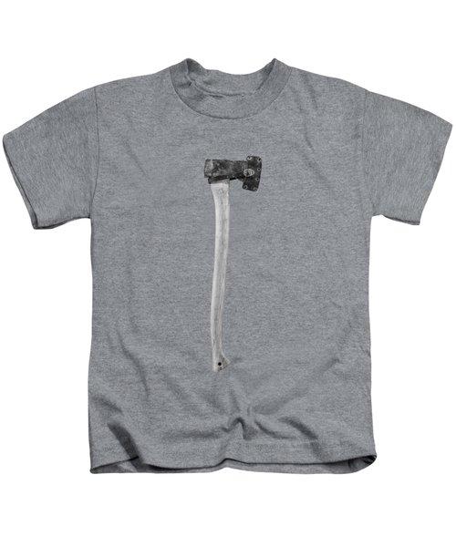 Hand Forged Axe Kids T-Shirt