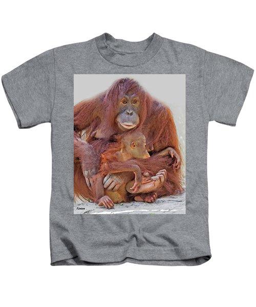Hands And Feet Kids T-Shirt
