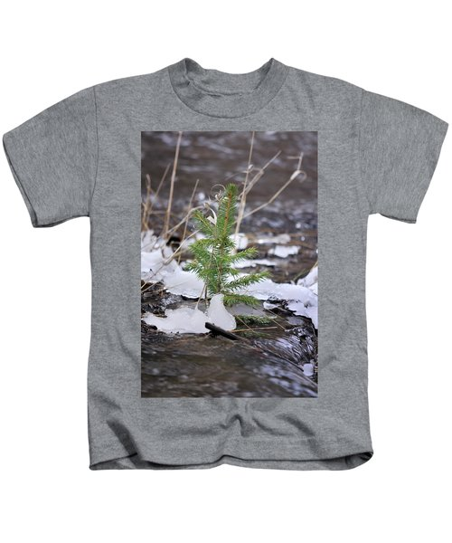 Hanging In There Kids T-Shirt