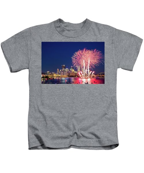 Happy 4th  Kids T-Shirt