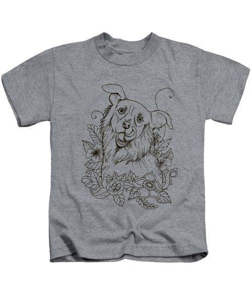 Happy Dog Kids T-Shirt