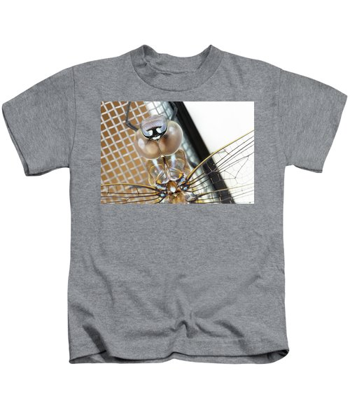 Happy Dragonfly Kids T-Shirt