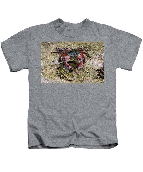 Happy Little Crab Kids T-Shirt