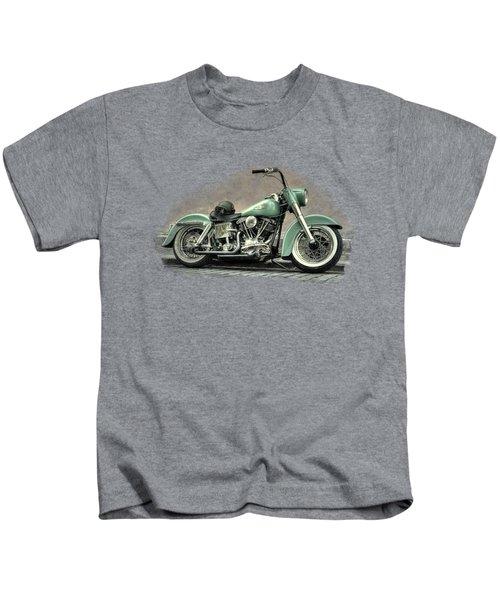Harley Davidson Classic  Kids T-Shirt