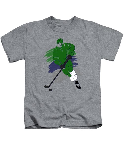 Hartford Whalers Player Shirt Kids T-Shirt