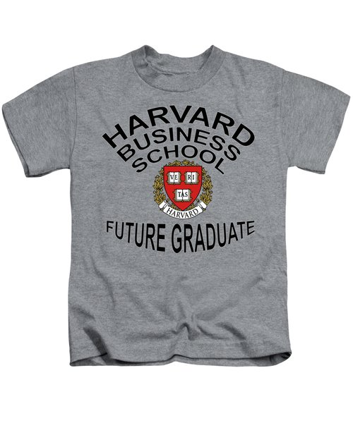 Harvard Business School Future Graduate Kids T-Shirt