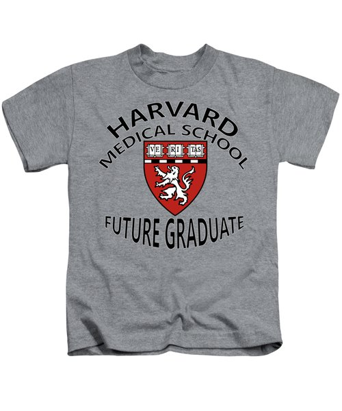 Harvard Medical School Future Graduate Kids T-Shirt