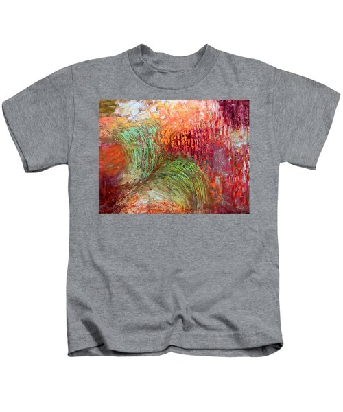 Harvest Abstract Kids T-Shirt