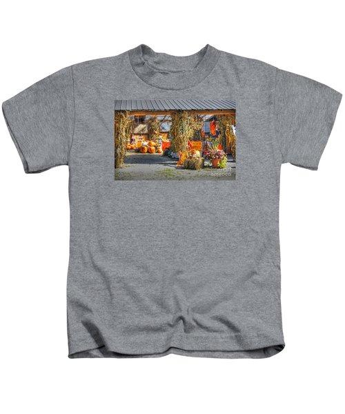 Harvest Days Kids T-Shirt