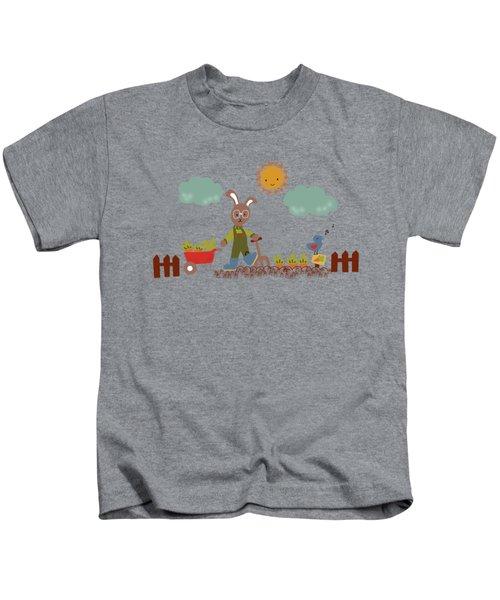 Harvest Time Kids T-Shirt
