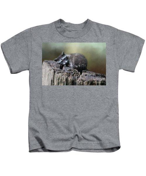 Having A Rest Kids T-Shirt