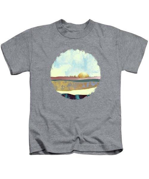 Hazy Afternoon Kids T-Shirt