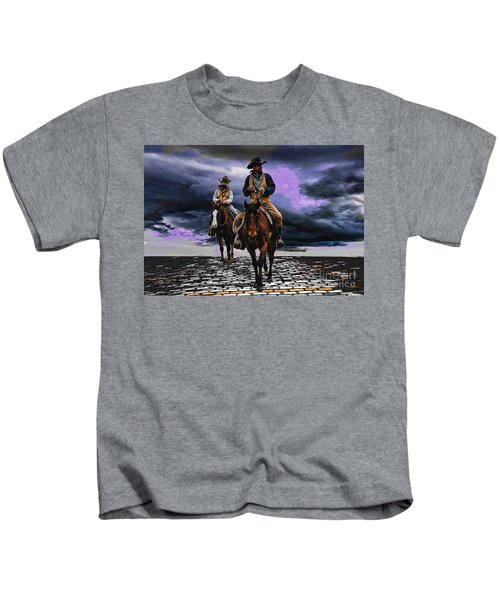 Headed Home Kids T-Shirt