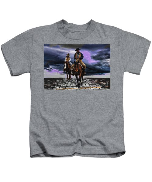 Headed Home Kids T-Shirt