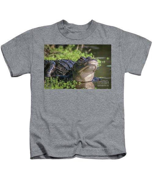 Heads-up Gator Kids T-Shirt