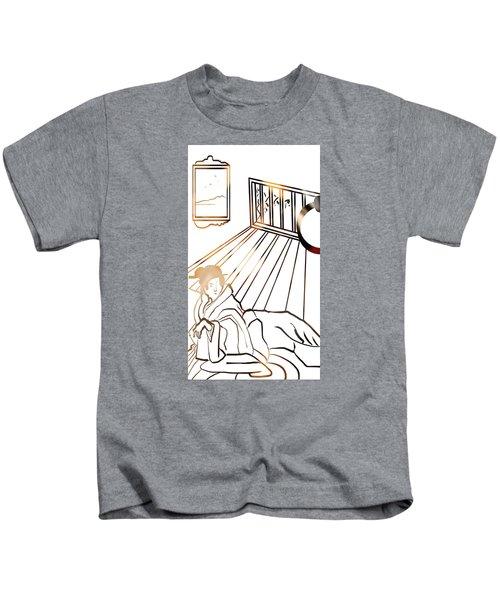 Healing . Energy Kids T-Shirt