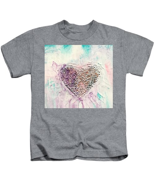 Healing Heart-1 Kids T-Shirt