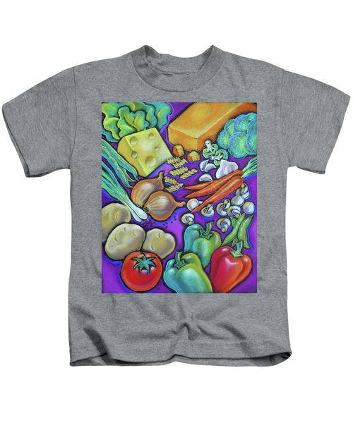 Health Food For You Kids T-Shirt