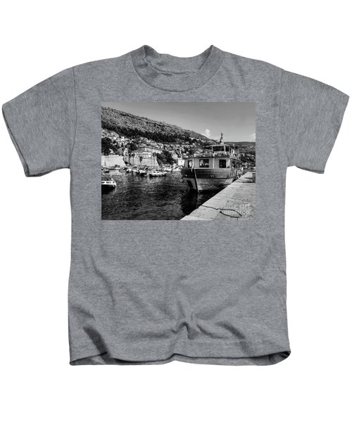 Heart Of The Harbour Kids T-Shirt